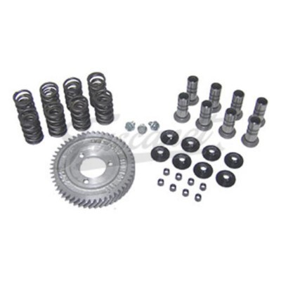 Kit potencia motor Scat C-45 con resorte doble