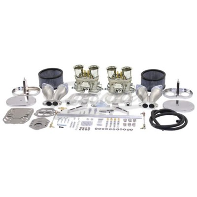 Kit carburadores dobles 40/40 HPMX / IDF EMPI
