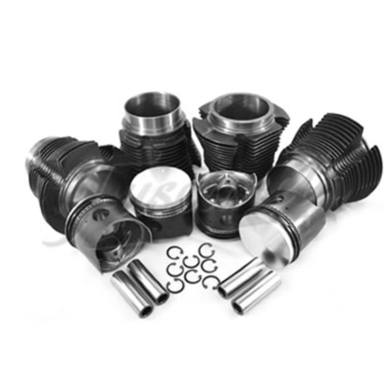 Kit pistones 77mm (1200cc 36hp) AA Pistons