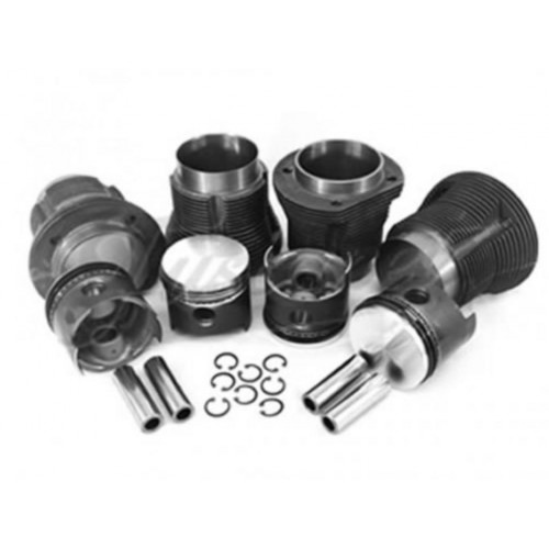 Kit Pistones Inyectados 88 mm Sin Maquinar AA Pistons