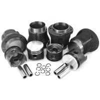 Kit Pistones 1700cc VW Fusca Brasilia 88mm sin adaptar